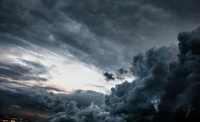 Fotografia tra le nuvole