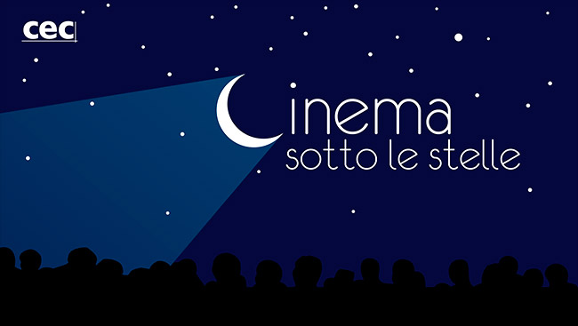 Cinema sotto le stelle Udine Visionario