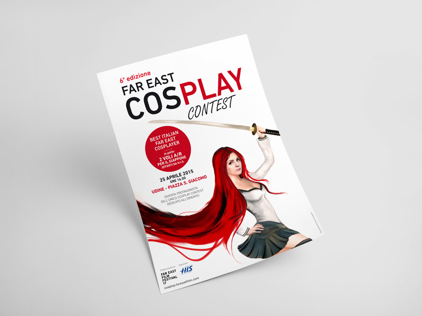 Cosplay Contest Far East Film Festival Udine